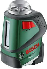 Купить <b>Лазерный уровень</b>/нивелир <b>Bosch</b> PLL 360 (0603663020 ...