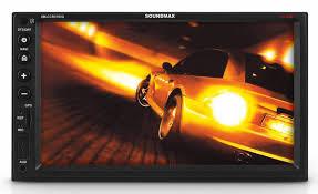 <b>Автомагнитола Soundmax SM-CCR3703G</b> 2DIN 4x50Вт <SM ...