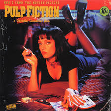 <b>Pulp Fiction</b>. Music From The Motion Picture (LP) — купить в ...