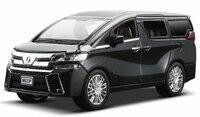«<b>Машина Toyota</b> Alphard черный модель 1:24» — Детские ...