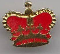Amazon.com: Queen's <b>Royal</b> Crown <b>Pin Badge</b>: Home & Kitchen