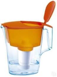 Купить <b>Кувшин</b> с <b>фильтром АКВАФОР</b>, Ультра, <b>2</b>,5 л, оранжевый ...