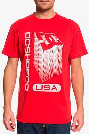 Купить <b>футболку DC Shoes Big</b> Jump M Tees Rqr0 (EDYZT04123 ...