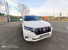 Toyota Land Cruiser Prado 2018 г. в Петропавловске-Камчатском ...