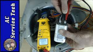 Step by Step Procedure for Troubleshooting a <b>Blower Motor</b> from a ...