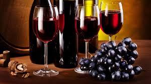 Лечебные свойства винограда и красного вина
