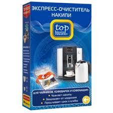 Средство для удаления <b>накипи Top House</b> Экспресс-<b>очиститель</b> ...