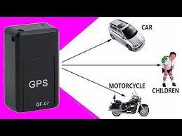 GF07 <b>Mini GPS</b> Car Locator Magnetic <b>Tracker</b> - YouTube