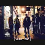 Variations album by 5 Majeur