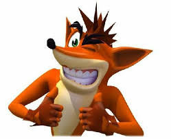 Crash Bandicoot Race 3D