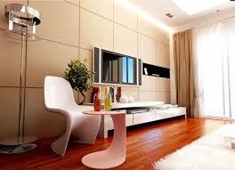 room contemporary white set