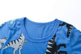 Qtake Fashion Boys <b>Pajamas</b> Summer Short <b>Children Clothes Set</b> ...