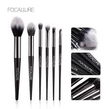 FOCALLURE <b>6 Pcs</b>/Set <b>Professional Makeup</b> Brushes Brush Tools ...