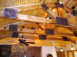 gallery for exposed beam ceiling ideas beams lighting