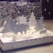 Новогоднее <b>настольное панно</b> из картона и фольги. (с ...