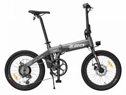 Himo Z20 <b>Fold Electric Bicycle</b> 36V Lithium - meatchell.ru