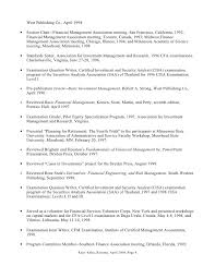 WSO Hedge Fund Resume Template for Professionals with D