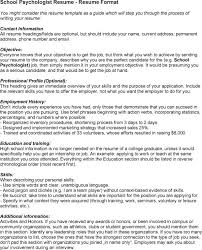 resume example sample resume school psychologist resume exle job school psychologist resume objective school psychologist psychology resume samples