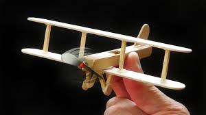 How to Make a <b>Wooden Toy</b> Plane - YouTube