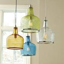 maybe these in clear over my kitchen island austin mason jar pendant lamp