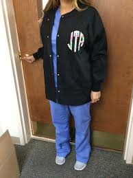 Lily Pulitzer inspired monogram warmup jacket,<b>Nurses</b> Day gift ...