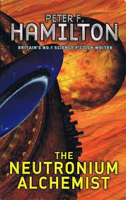 the neutronium alchemist av peter f hamilton pocket fantasyhyllan the neutronium alchemist the neutronium alchemist