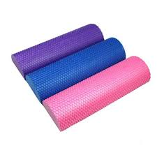 Online Shop 30-45cm Half Round EVA Massage Foam Roller <b>Yoga</b> ...