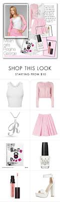 best ideas about mean girls gretchen regina mean girls regina george by taylah newcombe 10084 liked on polyvore featuring