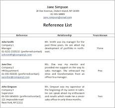 famous last words of a resume references available upon request  reference list