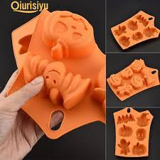 <b>Halloween</b> Bat Pumpkin <b>Silicone Cake Mold</b>-buy at a low prices on ...