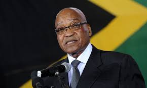 Jacob Zuma's aides said they 'cannot comment on a report that his not been handed to us'. Photograph: Stephane De Sakutin/AFP/Getty Images - Jacob-Zuma-010