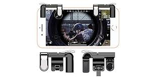 teczon Mobile <b>Game</b> Controller L1R1 Sharpshooter Aiming Triggers ...