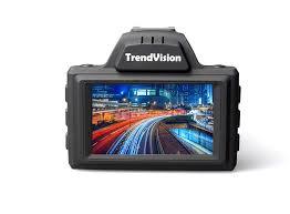 <b>Видеорегистратор TrendVision Combo</b>, черный — купить в ...