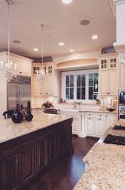 kitchen colors images:  ideas about two tone kitchen on pinterest light wood kitchens two tone kitchen cabinets and dark wood
