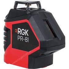 <b>Лазерный</b> уровень <b>RGK</b> PR-81