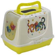 Купить <b>Туалет</b>-домик для кошек <b>Moderna Trendy Cat</b> Friends ...