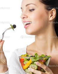 Image result for woman eating
