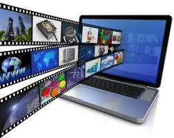 Los vídeos en la red