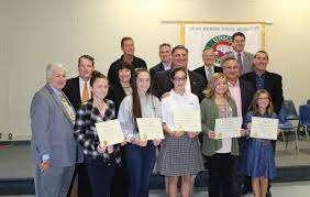 clark unico celebrates its italian heritage annual essay contest winners of the clark unico annual columbus day essay contest unico members and ing dignitaries credits susan roselli bonnell