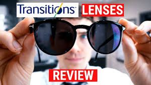 Trying On New <b>Transition Lenses</b> Gen 8 | <b>Transition Lenses</b> Review ...