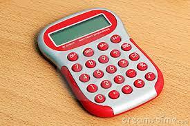 Resultado de imagem para calculadora vermelha