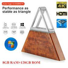 For <b>Acute Angle AA</b>-B4 Mini PC Desktop Quad-Core 8G+128G 2.4G ...