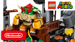 A closer look at <b>LEGO Super Mario</b>! with Lead Designer, Jonathan ...