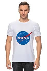 Футболка классическая <b>Свитшот NASA</b> #674825 от serrato по ...