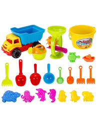Buy <b>21pcs</b>/<b>Set</b> Beach Sand Play Toys Set Watering Fun Learning ...