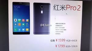 Image result for xiaomi redmi pro 2 image