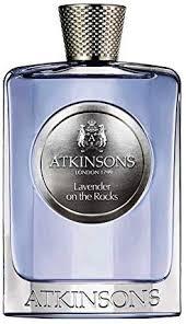<b>Atkinsons</b> Eau De Parfum for Women, 100 ml, <b>Lavender On The</b> Rocks