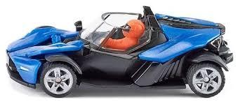 Купить Легковой автомобиль <b>Siku KTM</b> X-BOW GT (1436) 7 см ...