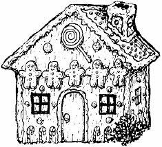 """Résultat de recherche d'images pour """"maison hansel et gretel dessin"""""""