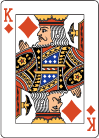 Image result for king of diamonds meaning